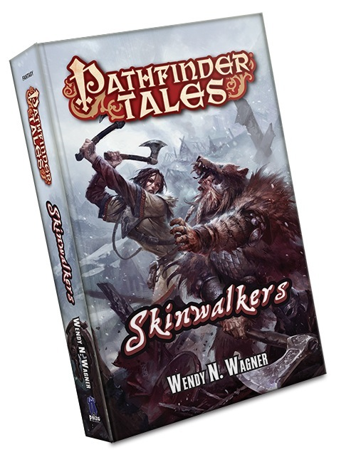Cover of Skinwalkers by Wendy W. Wagner