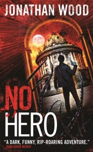 NO HERO by Jonathan Wood