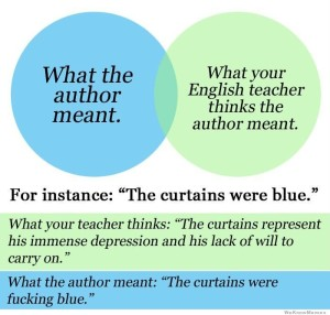 what-the-author-meant